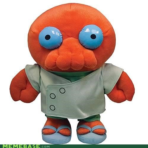 cute,kawaii,Plush,squee,toy,Zoidberg