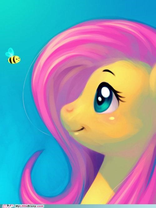 adorable art cute fluttershy - 5397870592