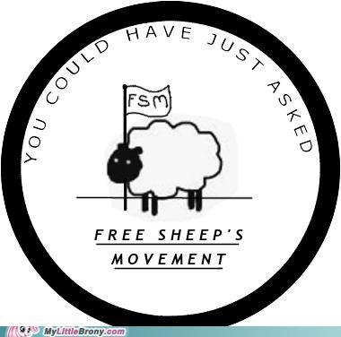 applejack herd sheep sisterhooves special TV - 5398085888