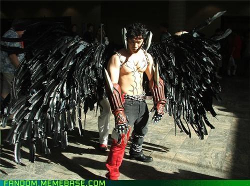 cosplay Jin Kazama Tekken video games