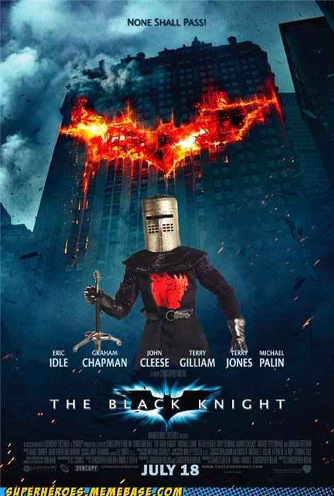 batman black knight monty python Random Heroics wtf - 5399196160