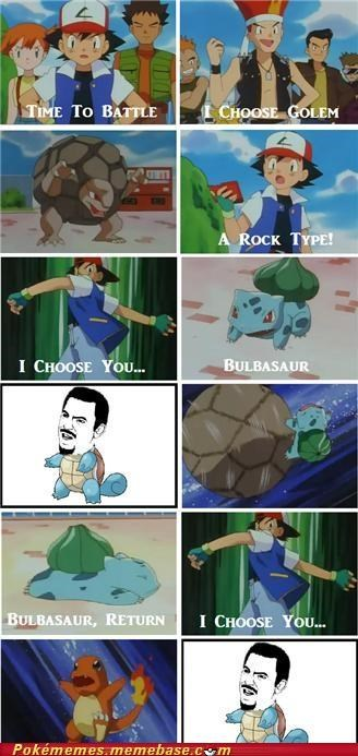ash comic dafuq pokemon master squirtle starters type advantage - 5399282432