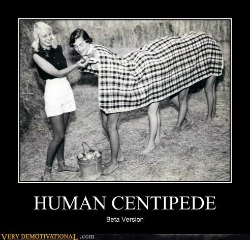 costume horse human centipede Pure Awesome wtf - 5401110016