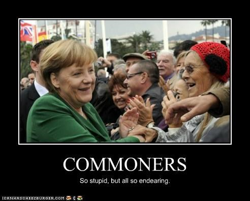 angela merkel commoners people political pictures - 5402376960