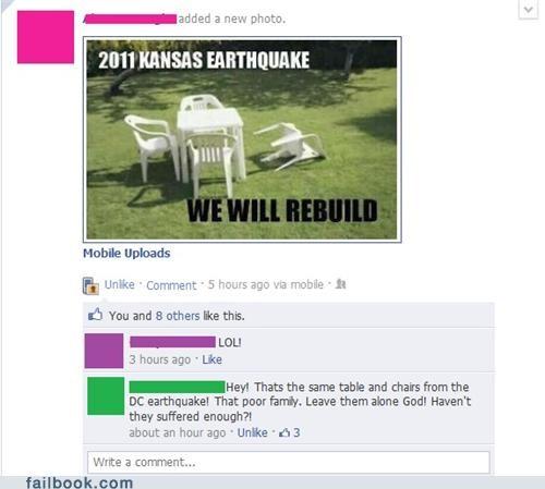 damages earthquake oh Kansas weather - 5402510848