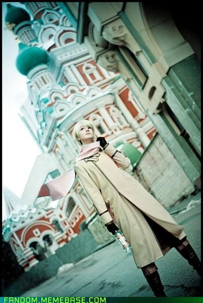 anime cosplay hetalia manga russia - 5402562560
