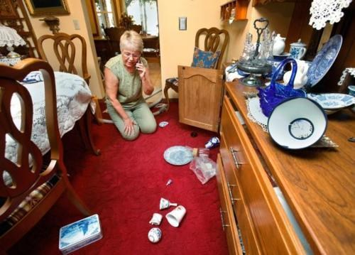 oklahoma prague Record-Breaking Earthquak sparks - 5402845184