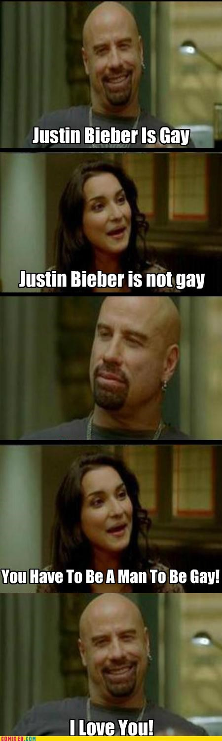 best of week didnt work this time i love you john travolta justin bieber meme the internets - 5403712000