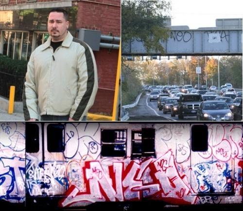 neo,secret identity,Steven Weinberg,Street Art