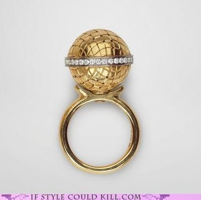 cool accessories,earth,globe,ring of the day,rings