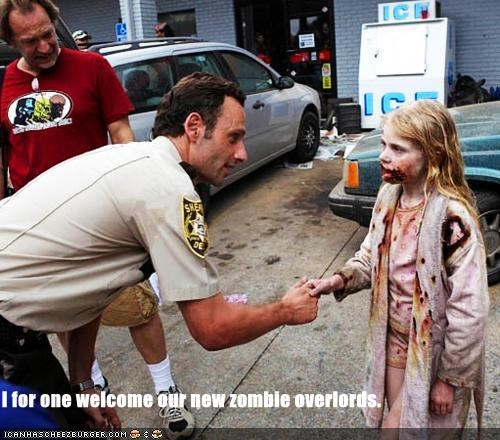 Andrew Lincoln i-for-one-etc Rick Grimes The Walking Dead zombie - 5405610496