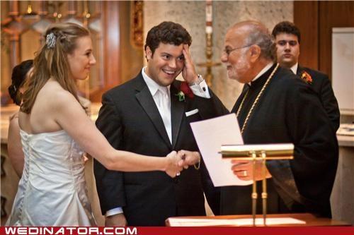 bride funny wedding photos groom - 5405967104