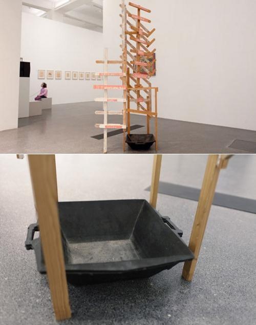 Martin Kippenberger,modern art,Whoopsie Daisy