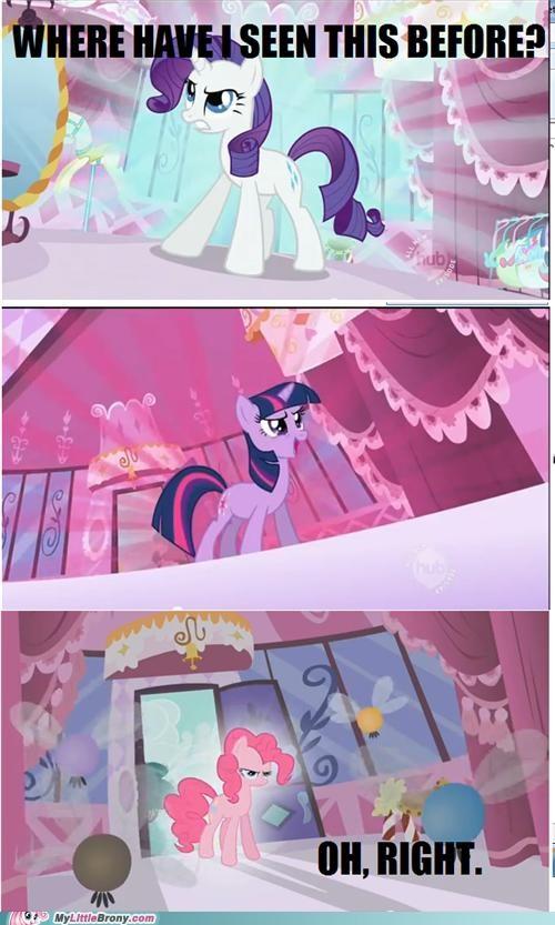 everypony mane six pinkie pie rarity TV twilight sparkle - 5407003648