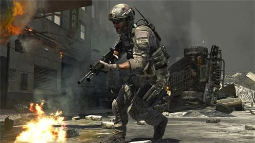 france Modern Warfare 3 Nerd News robberies video games - 5407086592