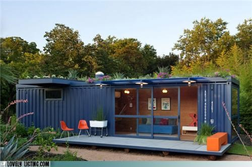 corrugated metal portable shipping container - 5407339008