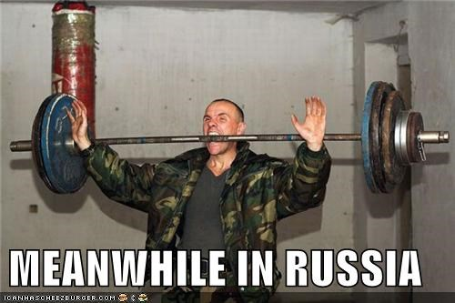 lifting weights,lifting weights with teeth,meanwhile in russia,russia,teeth,weight lifting