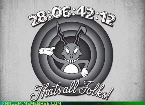donnie darko Fan Art frank the bunny movies - 5407386368