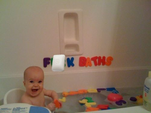 baby bath bathing f this magnets Parenting Fail