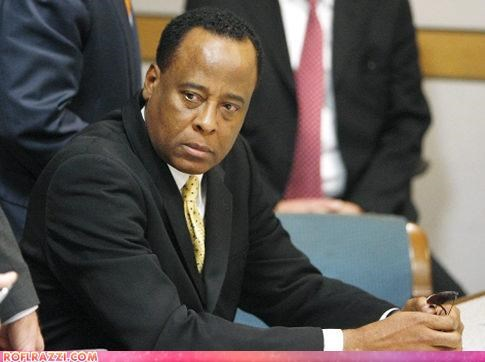 conrad murray,michael jackson,news,Sad