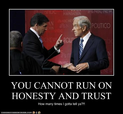political pictures Rick Perry Ron Paul