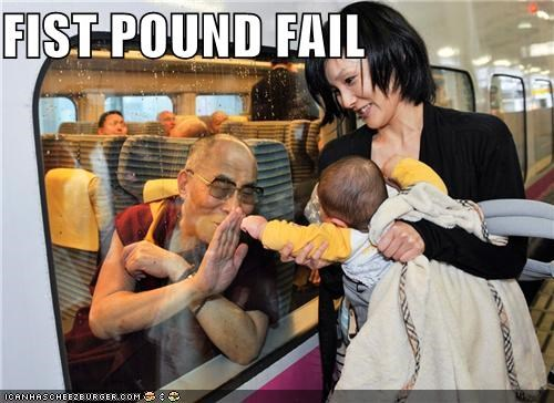 FIST POUND FAIL