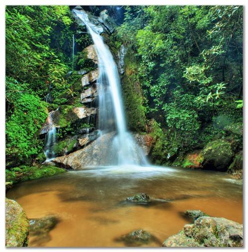 asia destination of the week first class ticket getaways nepal waterfall - 5408027392