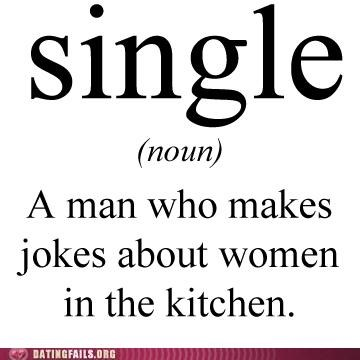 Hall of Fame kitchen sandwich sexist single women - 5408047104