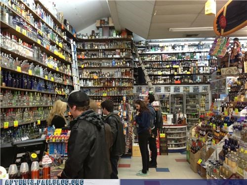 alcohol booze drinking Hall of Fame heaven liquor store thousands of them - 5408352256