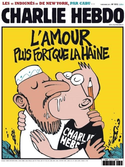 Charlie Hebdo,Follow Up,Might Not End Well,Muhammad cartoon