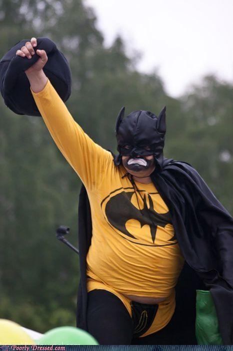 Please don't return Batman