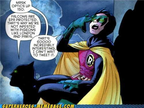 batman robin Straight off the Page - 5410296064