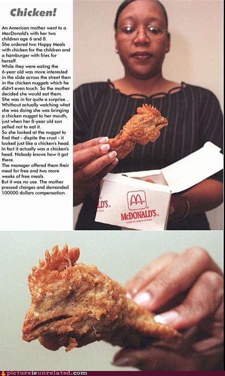 best of week chicken chicken nuggets fried grimace mc donalds wtf - 5410547200