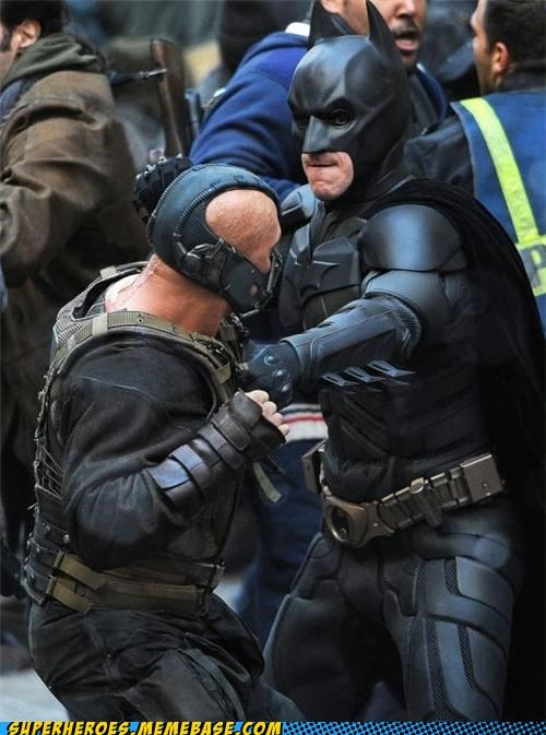 bane batman fighting sarcasm The Movies - 5410873600