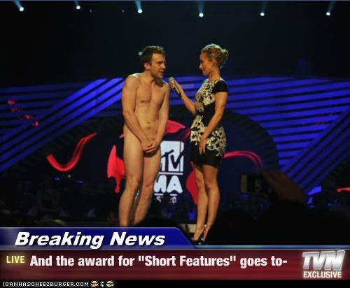 David Monahan emas Hall of Fame Hayden Panettiere mtv nekkid p33n streakers - 5411010560