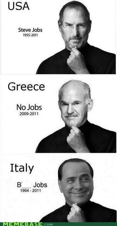 america,blowies,greece,Italy,jobs,Memes,no