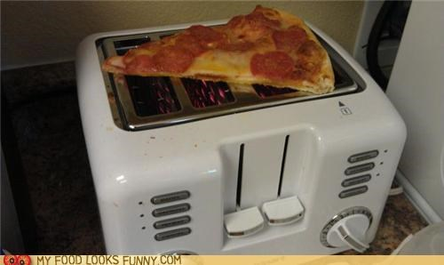 clever pizza smart toaster warm
