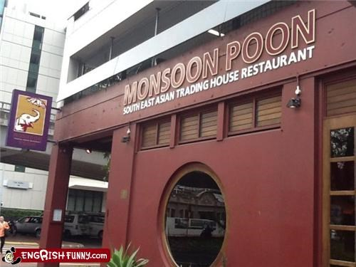 monsoon poon,poon,restaurant fail,storms