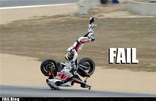 cars,crash,headstand,motorcycle,this end up