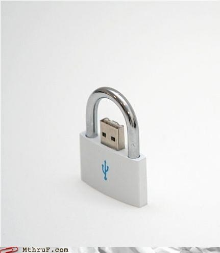 encryption flash drive lock office swag thumb drive usb drive - 5412143616