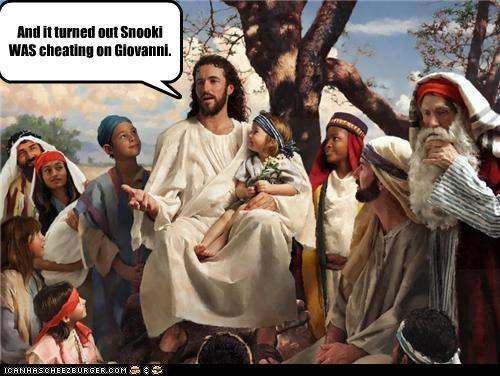 art color funny illustration jesus religion - 5413491968