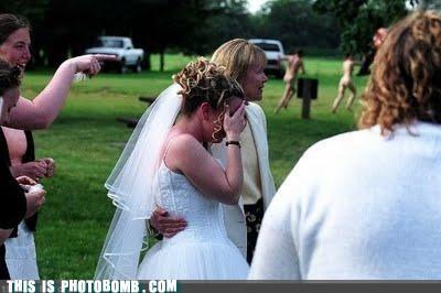 buns streaking sunday bunday wedding what an ass - 5413965824