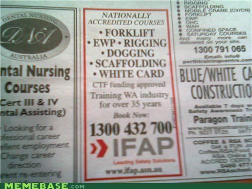Ad dogging ifap IRL - 5413984000