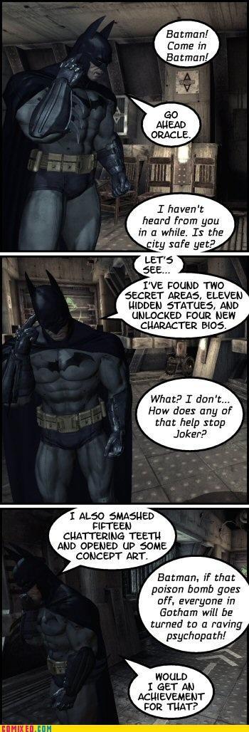 achievements batman best of week story video games - 5414194688