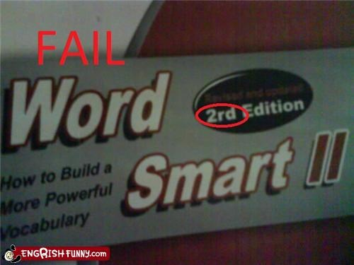 Powerful Vocabulary FAIL