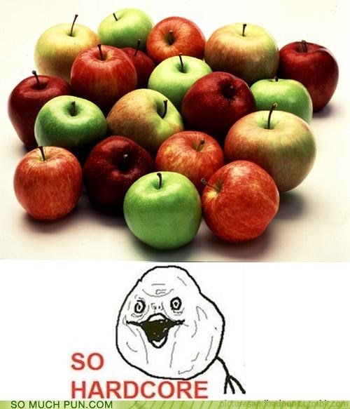 apple apples core double meaning hardcore literalism lolwut no1makesense - 5415328256