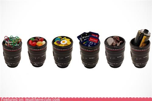 camera cups lens shotglasses - 5415785984