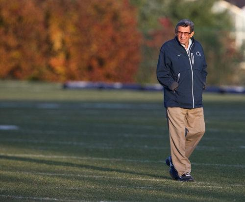 End Of An Era,Jerry Sandusky,Joe Paterno,JoePa,penn state