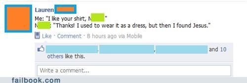 Jesus, AKA fashion consultant