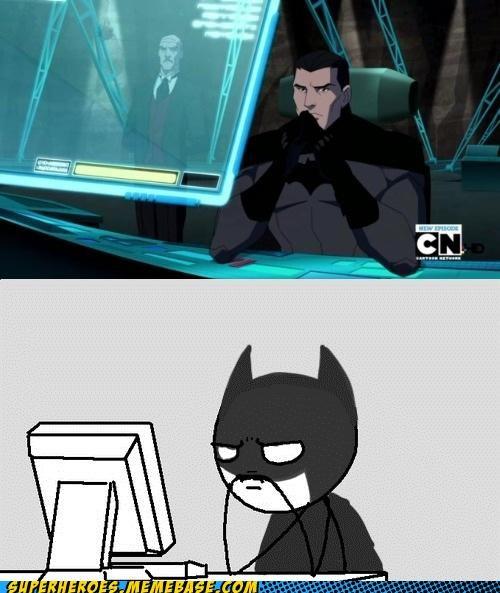 alfred batman Rage Comics Super-Lols - 5418058240